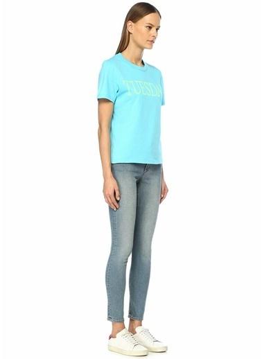 Alberta Ferretti Tişört Mavi